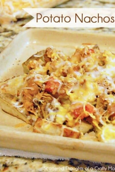 Potato Nacho recipe