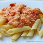 Penne alla Vodka (With or without the Vodka)
