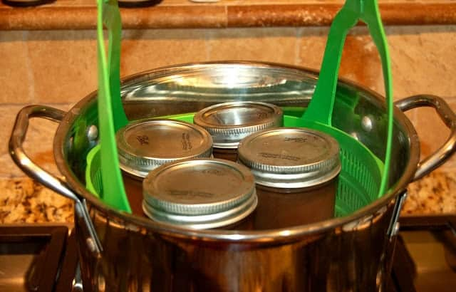 how to can homemade apple butter