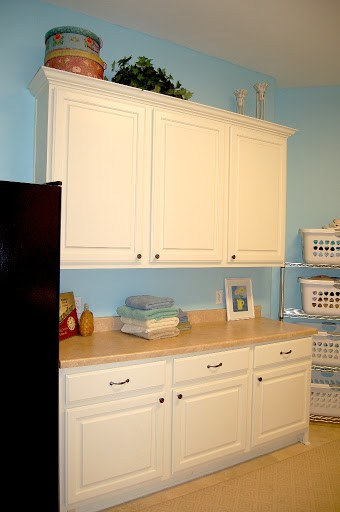 Show and Tell: Laundry Room