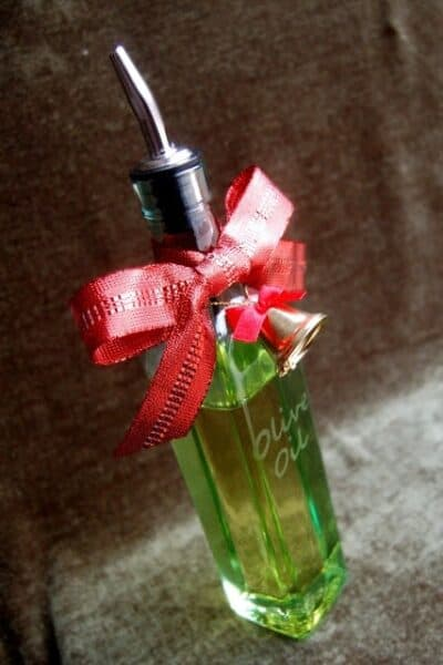 Gift Idea:  Olive Oil Dispenser