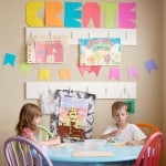 Back to School Crafting with Astrobright! (Plus free Alphabet Printables)
