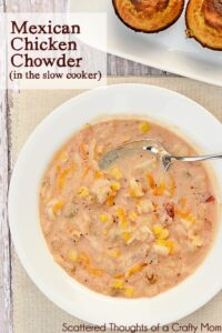 MexicanChickenChowderinslowcooker