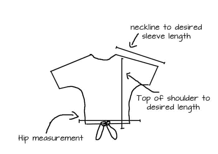 how to make a dolman top