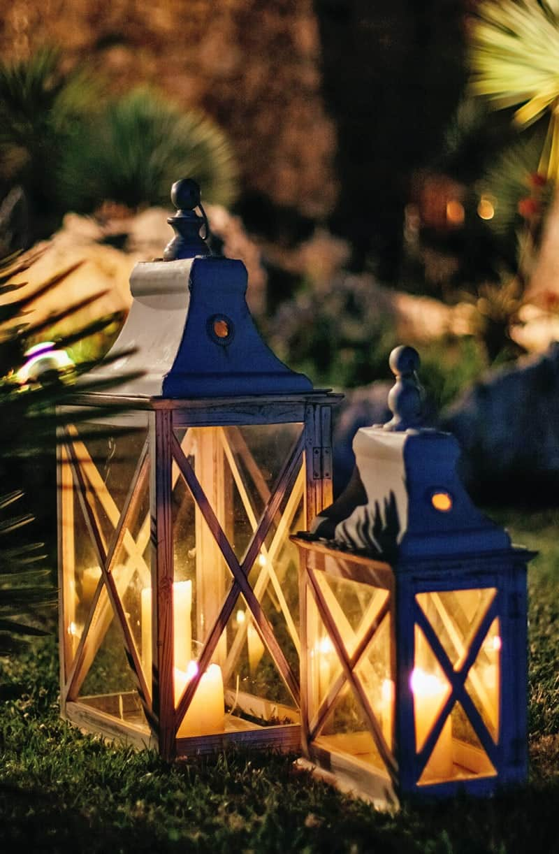 17+ gorgeous and easy to duplicate outdoor lighting ideas to brighten up your backyard