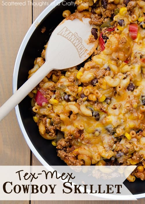 Quick and Easy Dinner Solutions: Tex-Mex Cowboy Skillet ...