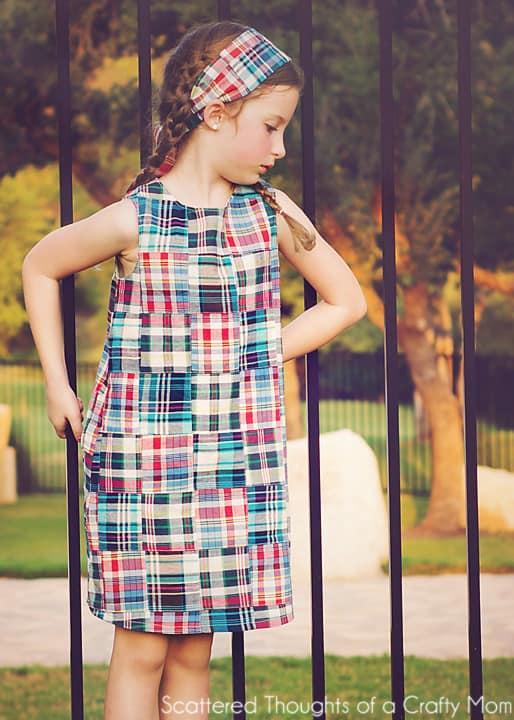 free a-line dress pattern