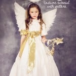 DIY Angel Costume (plus tutorial and pattern)