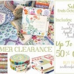 Giveaway for a $25 Gift Certificate from Southern Fabric!