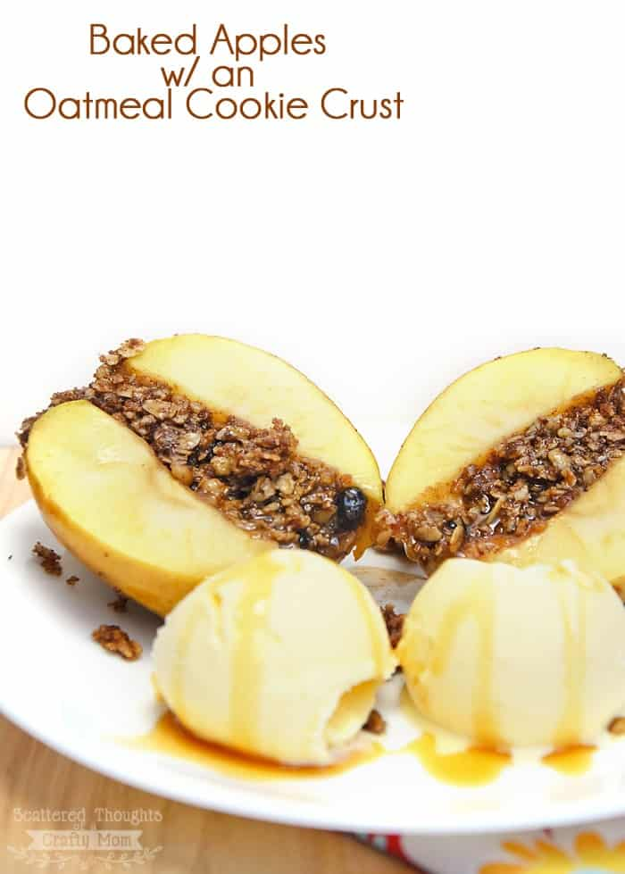 baked apple recipe