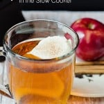 Starbuck's Knock-off Caramel Apple Spiced Cider