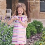 Shirred Play-Dress Tutorial and Pattern