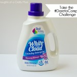 #DareToCompare, Take the White Cloud Laundry Challenge