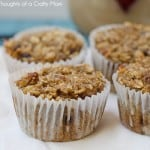 The battle against my messy kitchen (w/ Baked Banana Oatmeal Cups)