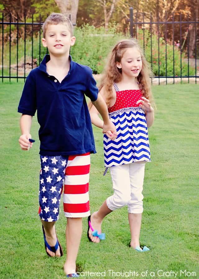 4th of july outfits to sew