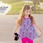 DIY Swing Tank Tutorial and Pattern