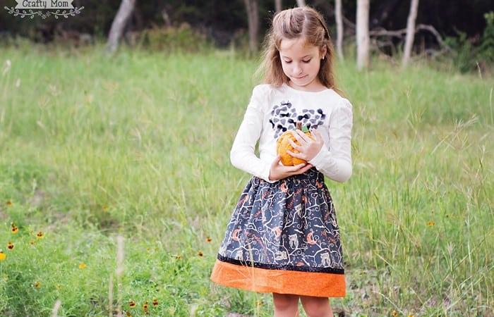 Halloween Skirt & Cordless Iron Giveaway