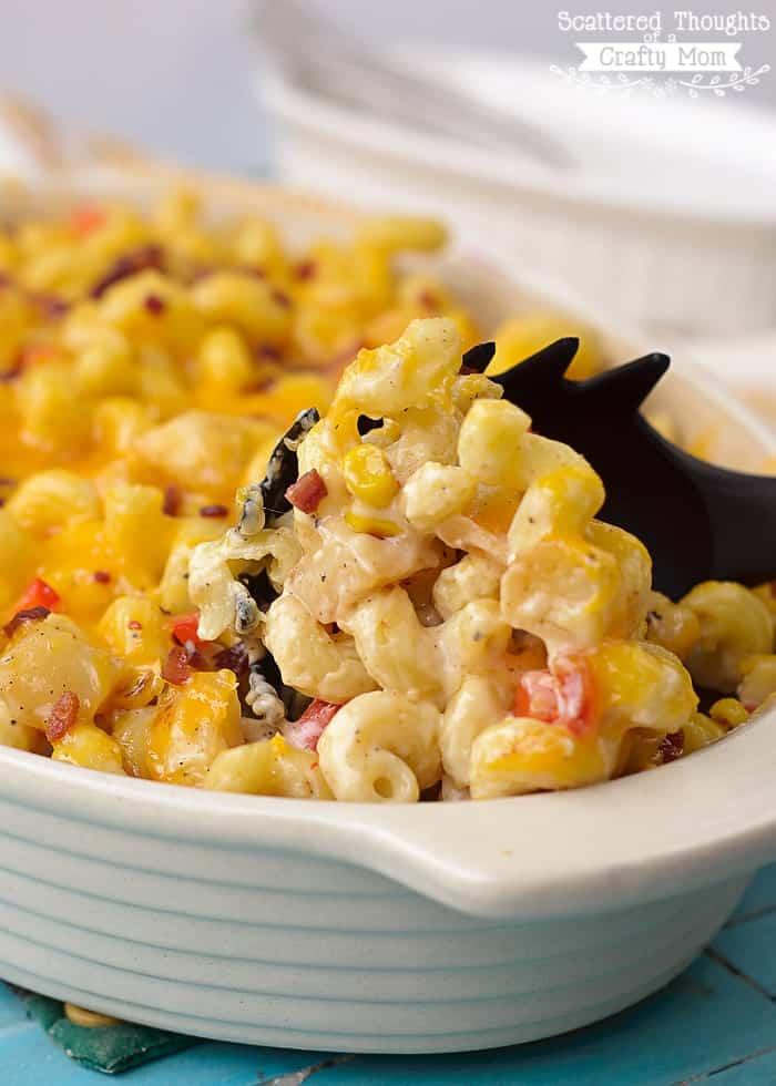 homemade mac and cheese recipe