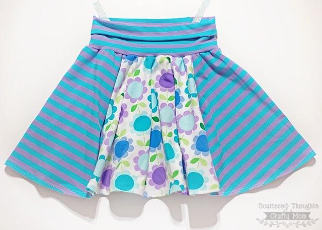 free circle skirt pattern