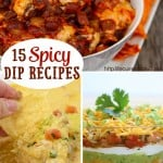 15 Spicy Dip Recipes just in time for Cinco de Mayo