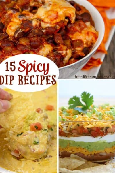 15 Spicy Dip Recipes for Cinco de Mayo