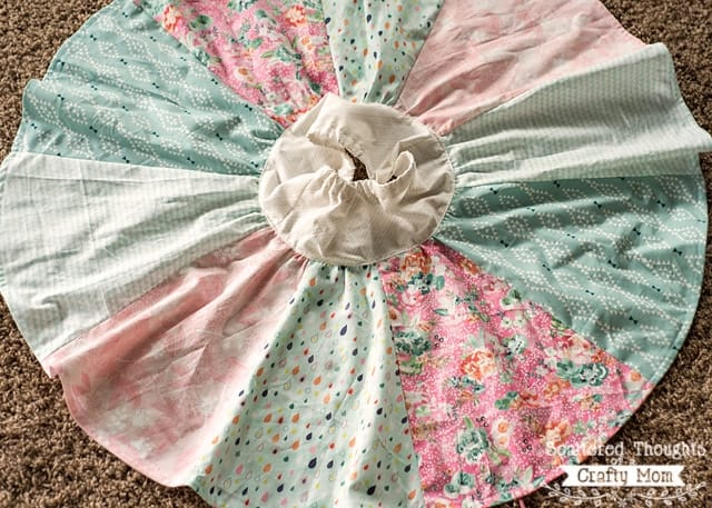 Easy circle skirt instructions and measurements. (printable pattern)