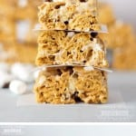 Golden Graham Rice Krispies Treats: as easy to make as regular Rice Krispies Treats, but oh so much tastier!