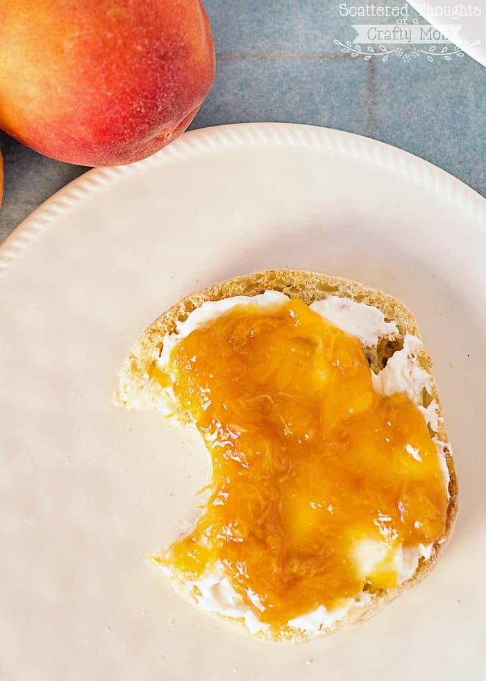 Easy Peach Jam Recipe: How to make peach preserves