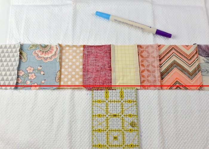 DIY Decorative Tea Towels - Scattered Thoughts of a Crafty Mom by
