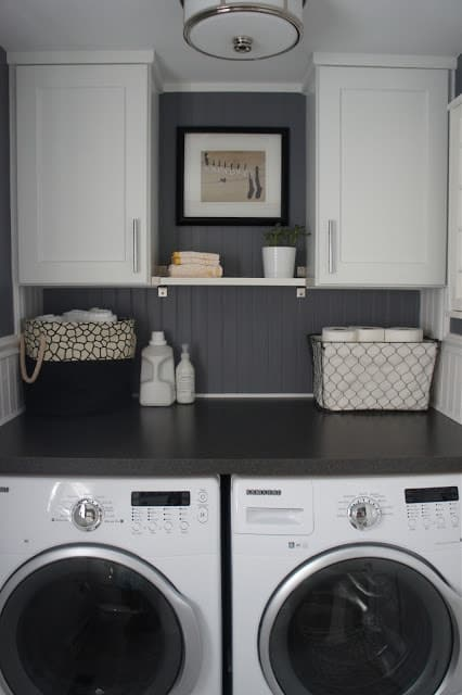 Storage Ideas For Small Laundry Rooms