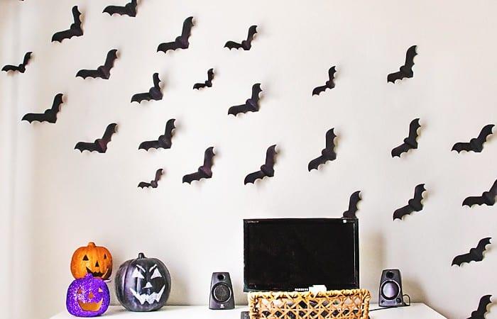 We've Got Bats on the Wall!