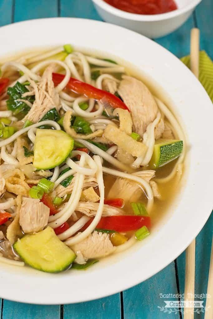 low calorie healthy soup
