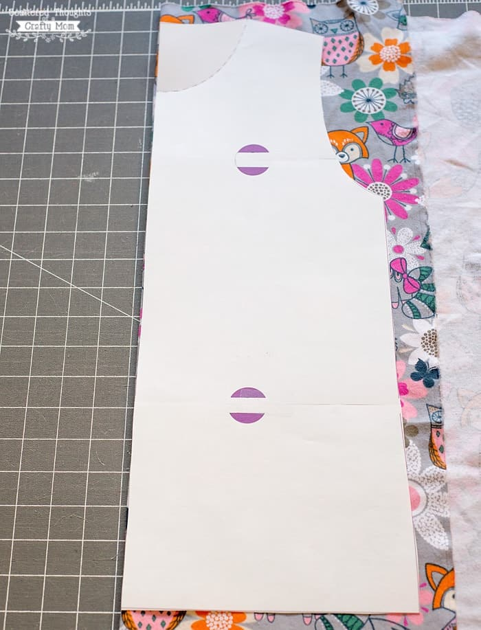how to sew a t-shirt- free pattern