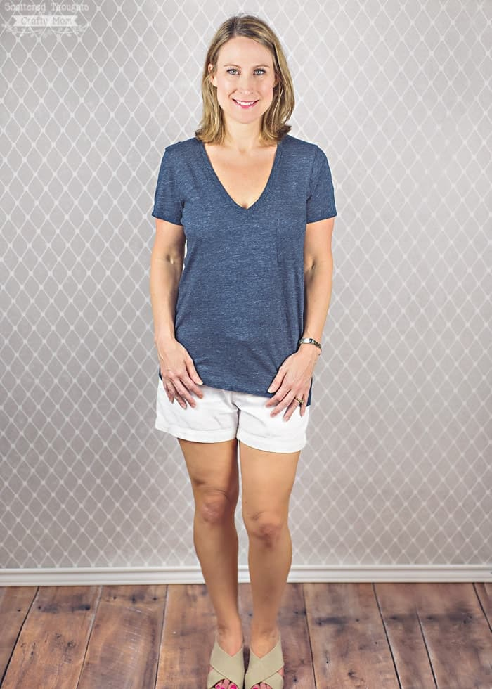 5 Ways to Wear White Shorts this Summer! - Scattered Thoughts of a ...