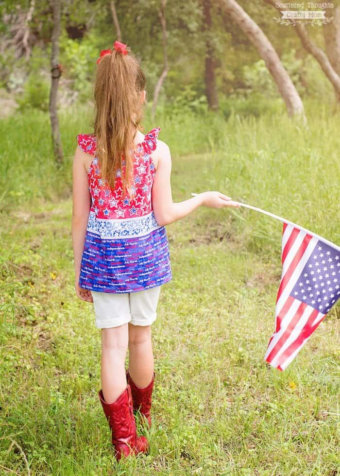patriotic sewing ideas