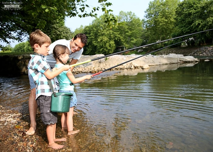 5 free activities to do with the family this summer for Local fishing ponds