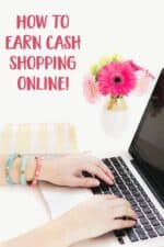How Earn Cash Back by Shopping Online