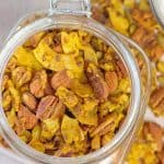 Sugar-Free Pumpkin Pie Granola Recipe (low carb)