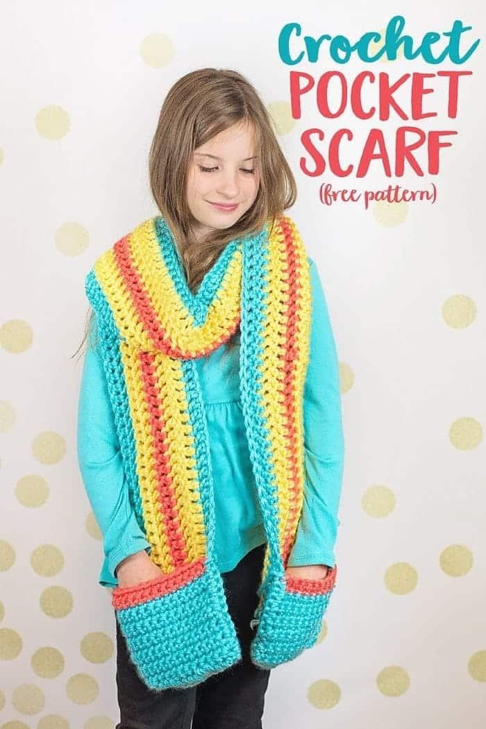 crochet-pocket-scarf