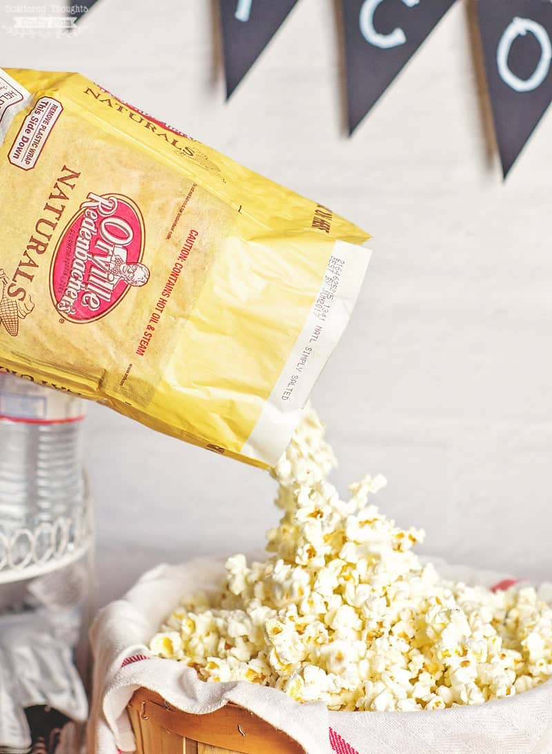 popcorn bar ideas