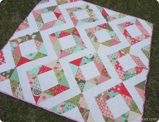 45 Free Easy Quilt Patterns - Perfect for Beginners - Page 2 of 3