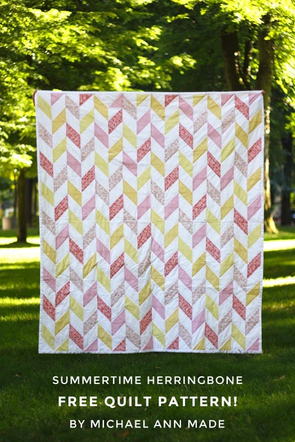 summertime-herringbone-free-pattern