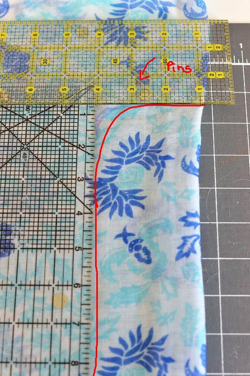 how to sew a kimono