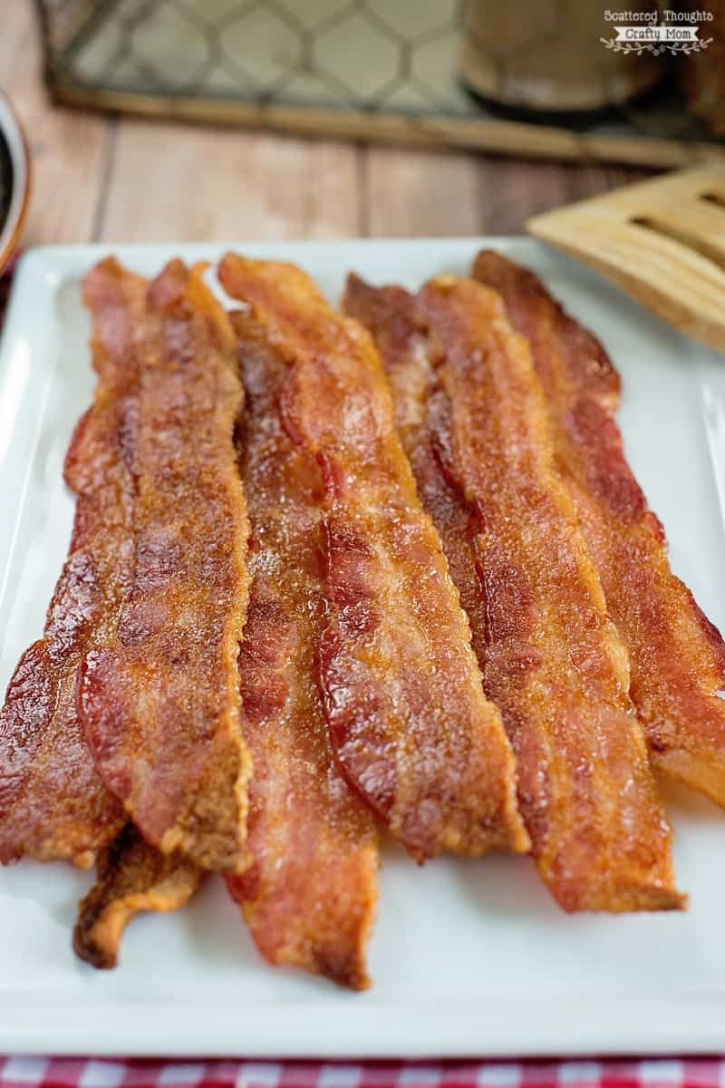 How to make perfect bacon. (How to bake bacon in the oven.)