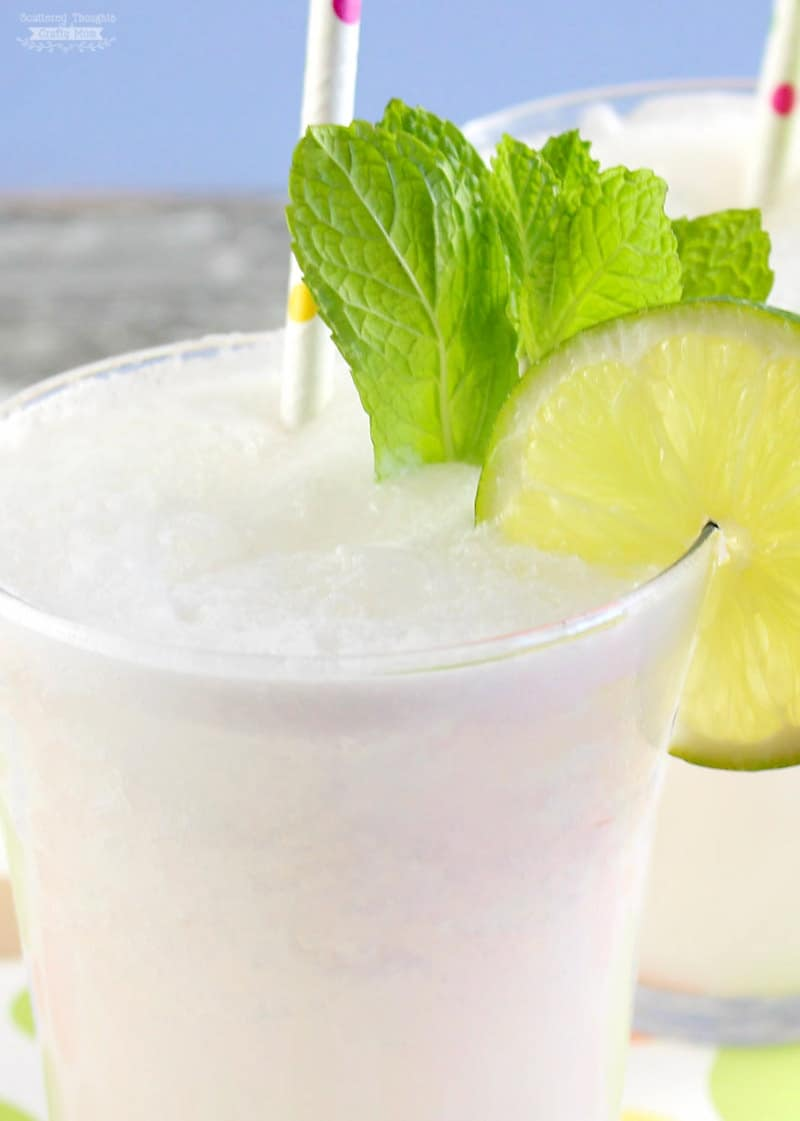 coconut mojitos recipe