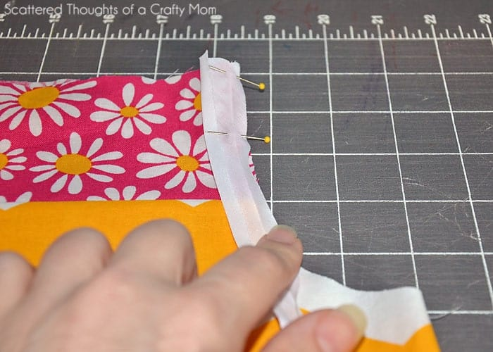 how to sew a pillowcase dress