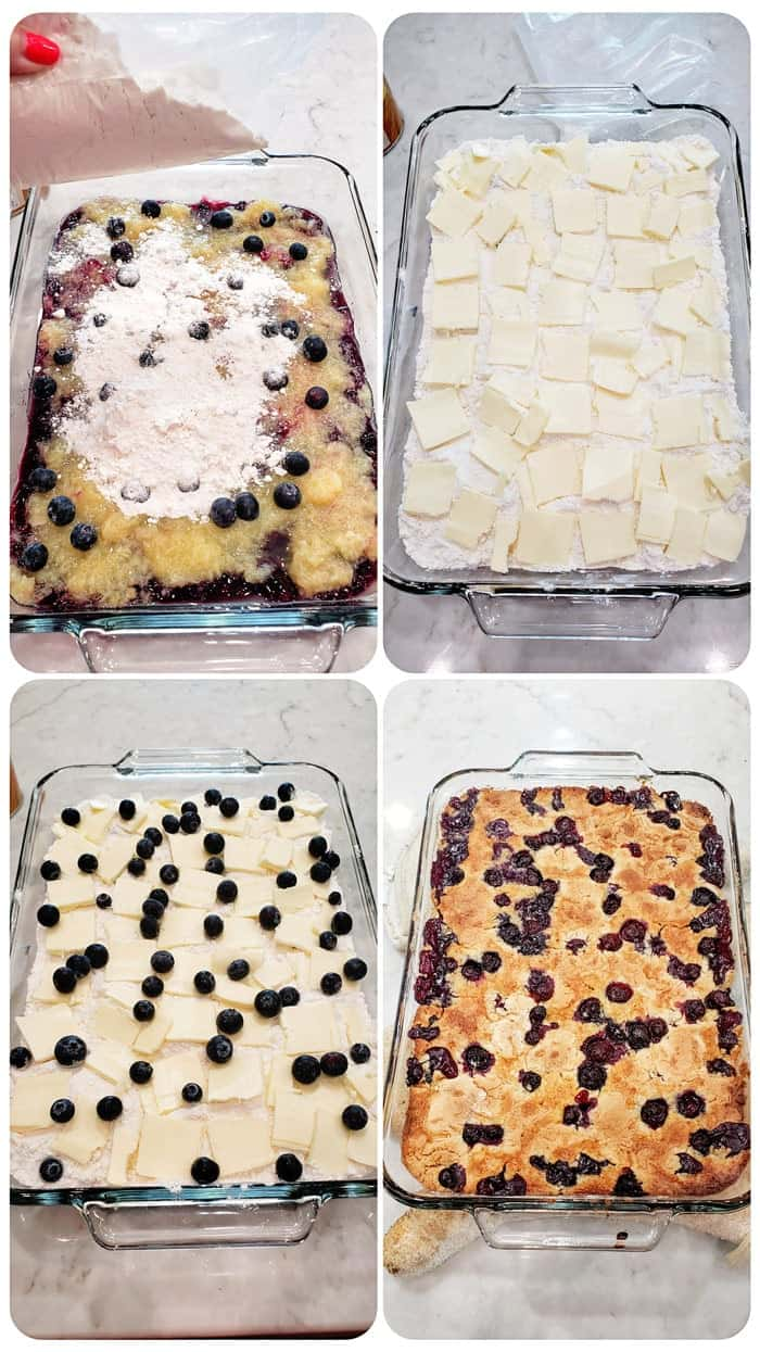 how to make a dump cake