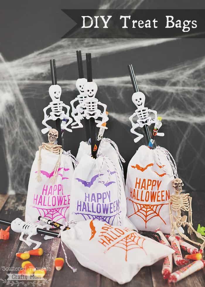 Halloween Treat Bag ideas