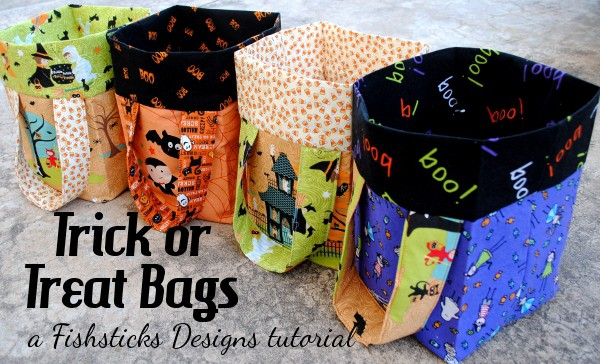 Halloween Bag for Trick or Treat