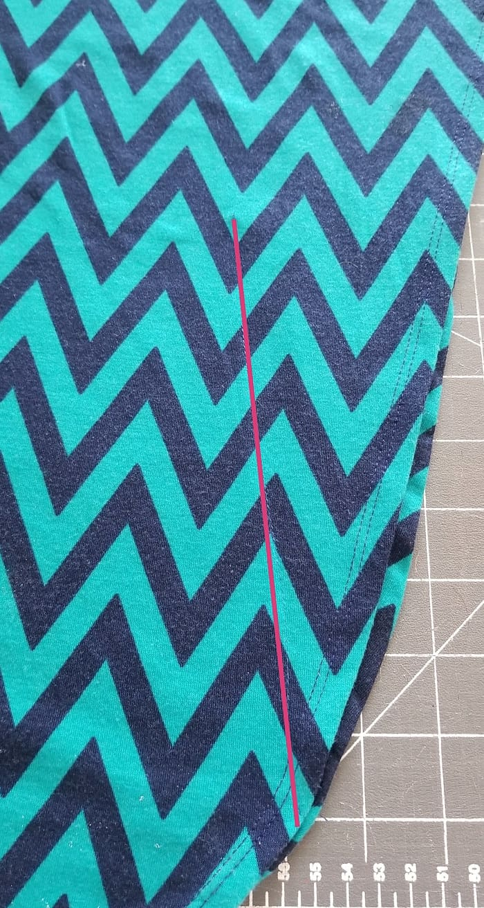 Learn how to make a circle top with this free circle top sewing pattern for girls.